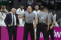 El Real Madrid declara la guerra a la ACB y los árbitros
