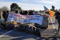 La Guardia Civil investiga la incursión de los CDR en Aragón, que presumen de «controlar el territorio»