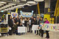 Llegan a Madrid las primeras familias de niños nacidos por gestación subrogada