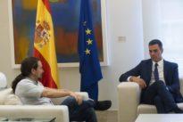 Sánchez se reunió con Iglesias el miércoles en La Moncloa para desbloquear los Presupuestos