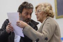 IU competirá con Carmena por el Ayuntamiento de Madrid tras romper por la operación Chamartín