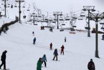 Las estaciones de esquí superan los mil kilómetros de pistas este fin de semana
