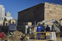 El Templo de Debod en la era Carmena: casi dos años cerrado
