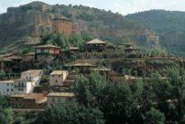 Somaén, el pueblo soriano protegido por el «Cañón del Colorado»