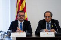 La Generalitat de Cataluña insiste en denigrar al Supremo en Europa