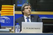 Puigdemont, entre la renuncia y la detención si quiere ser elegido eurodiputado en mayo