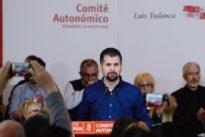 Tudanca traslada a Ferraz la «pelota» de los cambios en las listas electorales