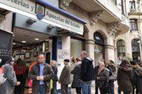 Un acertante de la Quiniela se lleva en Valencia 2,2 millones de euros