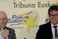 Urtaran dice que «no dudaría» en repetir los acuerdos de 2015 para retomar la alcaldía de Vitoria sin ganar