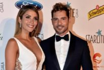 David Bisbal y Rosanna Zanetti ya son padres y desvelan el nombre de su bebé