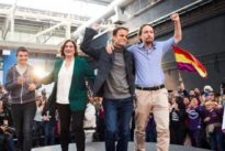 Iglesias: «No queremos vivir en un país con presos políticos»