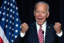 Los toqueteos de Biden ponen en peligro su asalto a la Casa Blanca