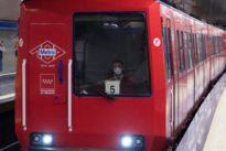 Huelga de Metro ante el primer juicio por el amianto del suburbano