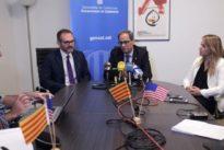 La Generalitat multiplicó por seis los pagos en un año a su agencia de lobby en EE.UU.