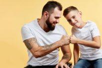 Esto es lo que ocurre si aspiras a ser padre-colega de tus hijos