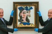 Cuelgue un Picasso en su salón… durante veinticuatro horas