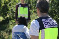 La Policía rescata a una mujer enferma y a su hija menor tras dos días perdidas en el campo sin comer