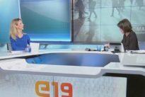 Choque en directo entre Álvarez de Toledo y una periodista de TV3 por el papel de la cadena en el 1-O