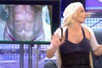 Leticia Sabater se desnuda para enseñar el resultado de su última operación para parecerse a Madonna