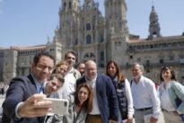 García Egea apela a la «capacidad» de Galicia de «decidir» tras el 28-A