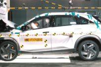 Vídeo: Qué pasa cuando estrellas un coche de hidrógeno