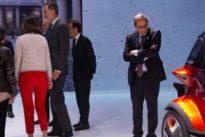 El Rey inaugura el Salón del Automóvil de Barcelona en su centenario