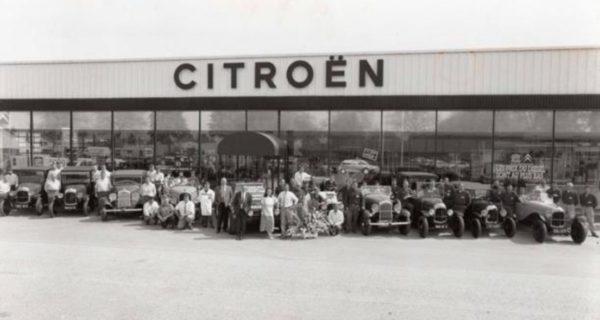 Los fans de Citroen celebran su centenario en todo el mundo