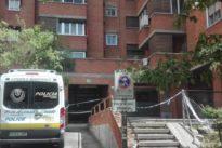 Denuncian que obligan a la Policía Municipal a vigilar el edificio privado que explotó en Vallecas