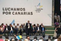 Coalición Canaria: «Nosotros o Podemos con el PSOE»