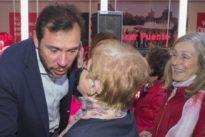 Puente acusa al PP de intentar centrar la campaña en el soterramiento al no tener «ni proyecto ni candidato»