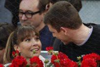 Aitana y Miguel Bernardeau muestran su amor en público por primera vez