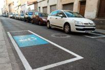 Pesadilla de un discapacitado en Elda: meses pidiendo aparcamiento y se lo pintan por la visita de Ximo Puig