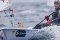 Comienza el Campeonato de Europa de Laser Standard y Radial