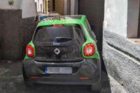 El extraño cruce que puede «atrapar» tu coche