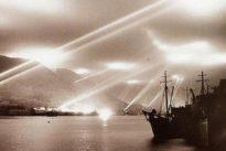 Así presenciaron el «infierno» de Gibraltar desde Algeciras en la IIGM: «Nos caían trozos de metralla»