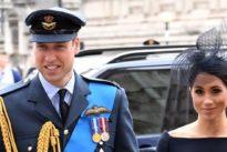 Críticas al Príncipe Guillermo por un «feo gesto» hacia Meghan Markle