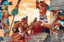 Desvelan (al detalle) las aberraciones cometidas por los aztecas al sacrificar a los hombres de Hernán Cortés