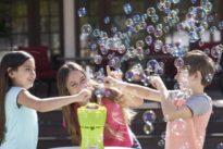 Juegos al aire libre: alternativa a las pantallas