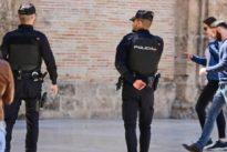 Cuatro detenidos tras agredir sexualmente a una mujer tras una noche de fiesta en Valencia
