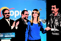 El 28-A deja desorientado a un PP catalán que se jugará todo el 26-M