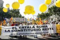La Generalitat multa a una inmobiliaria de Barcelona por no atender en catalán