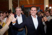 Albert Rivera: «No somos como Puigdemont, no trituramos las sentencias del Tribunal Constitucional»