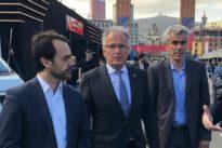 El candidato popular por Barcelona desvela que fue sancionado por rotular en castellano una de sus tiendas