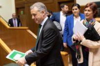 El PNV especula sobre un posible adelanto electoral en el País Vasco
