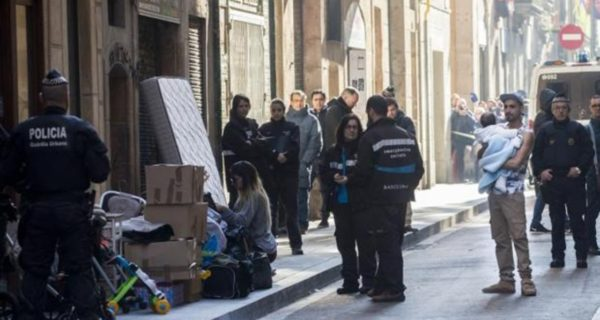 La inseguridad y los robos en Barcelona, dos temas que preocupan a la ciudadanía