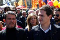 Ciudadanos revela los detalles de la ruptura con Manuel Valls en Barcelona