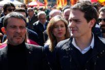 Manuel Valls y Ciudadanos, un tortuoso idilio de nueve meses