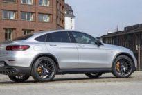 Mercedes Benz GLC: elegante, deportivo y muy todo terreno