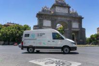 eTGE: MAN presenta su furgoneta eléctrica con capacidad para una tonelada de carga