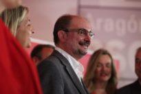 El PAR apuntala a Lambán tras negarse a apoyar un gobierno de derechas en Aragón